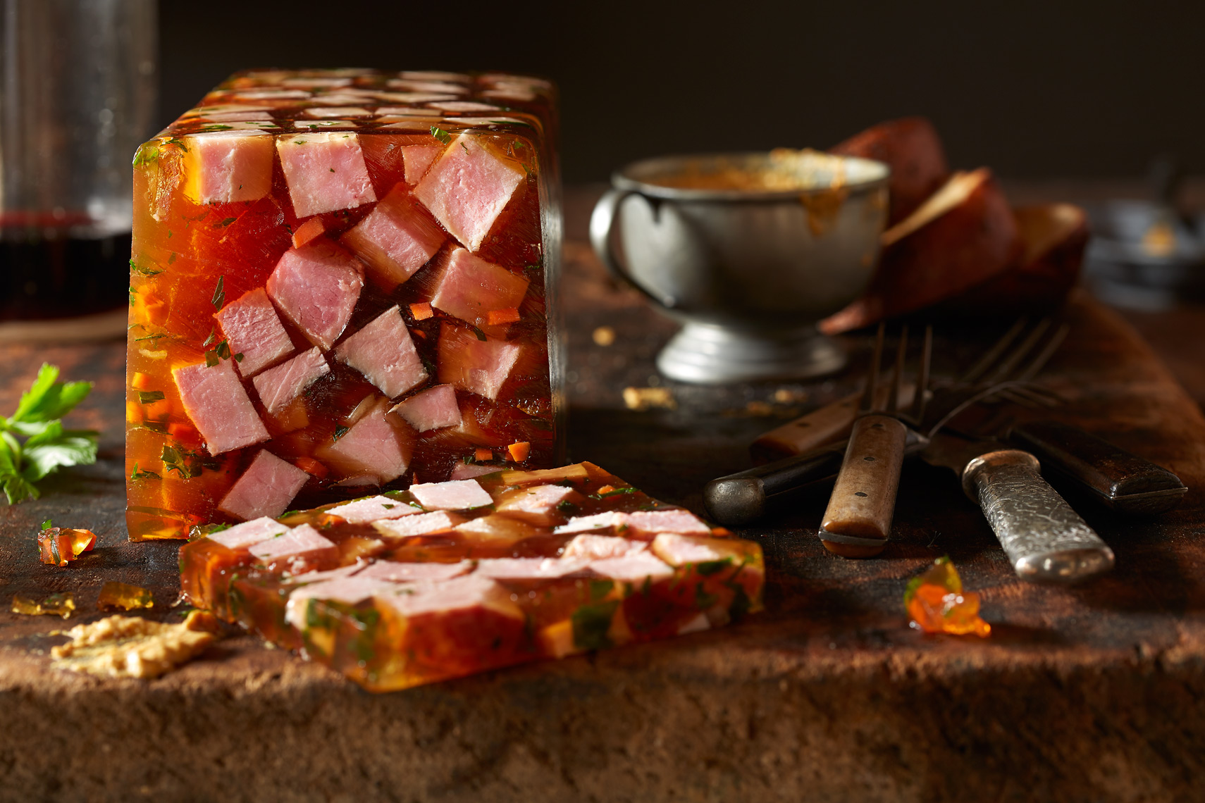 Marx_Food_photography_Ham_Terrine_Rustic_Table